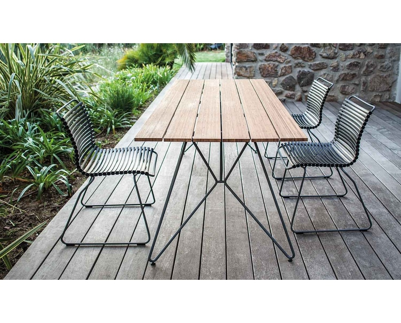 Houe - Sketch Outdoor Tisch - Bambus - 4