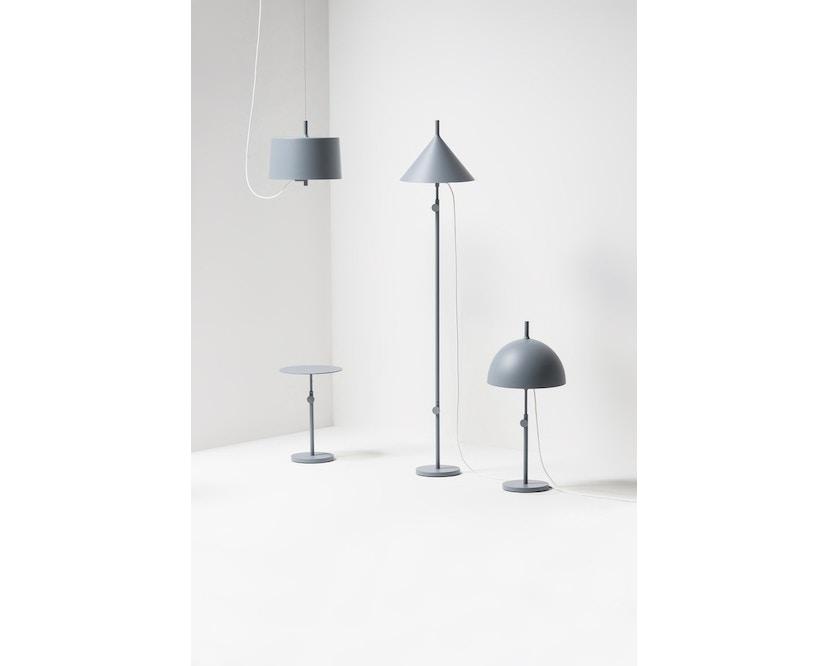 Wästberg - Nendo w132 tafellamp - kogel - wit - 5