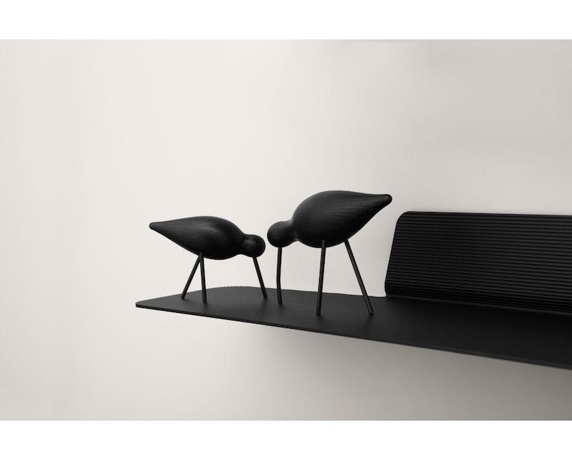 Normann Copenhagen - Shorebird - zwart/zwart - L - 6
