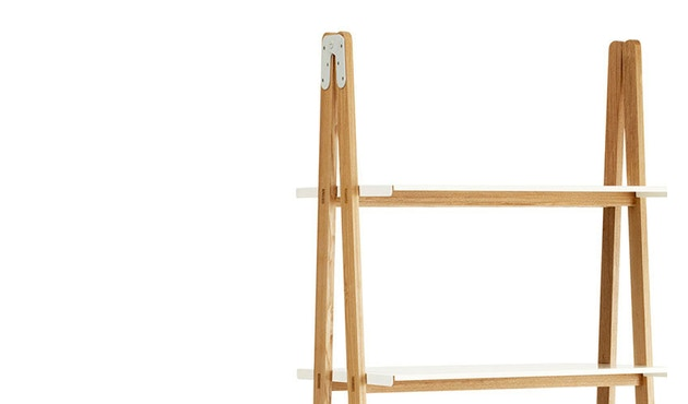 Normann Copenhagen - One Step Up Regal - hoch - 5