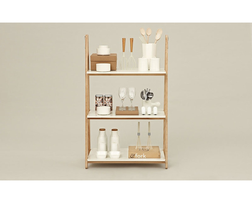 Normann Copenhagen - One Step Up Regal - hoch - 13