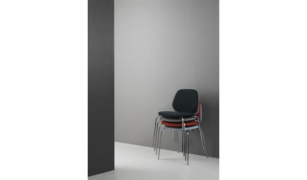 Normann Copenhagen - My Chair Frontpolster - Stahlgestell - Archway - 4