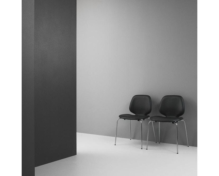 Normann Copenhagen - My Chair Frontpolster - Stahlgestell - Archway - 5