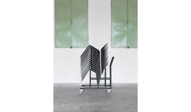 Normann Copenhagen - My Chair Frontpolster - Stahlgestell - Archway - 6