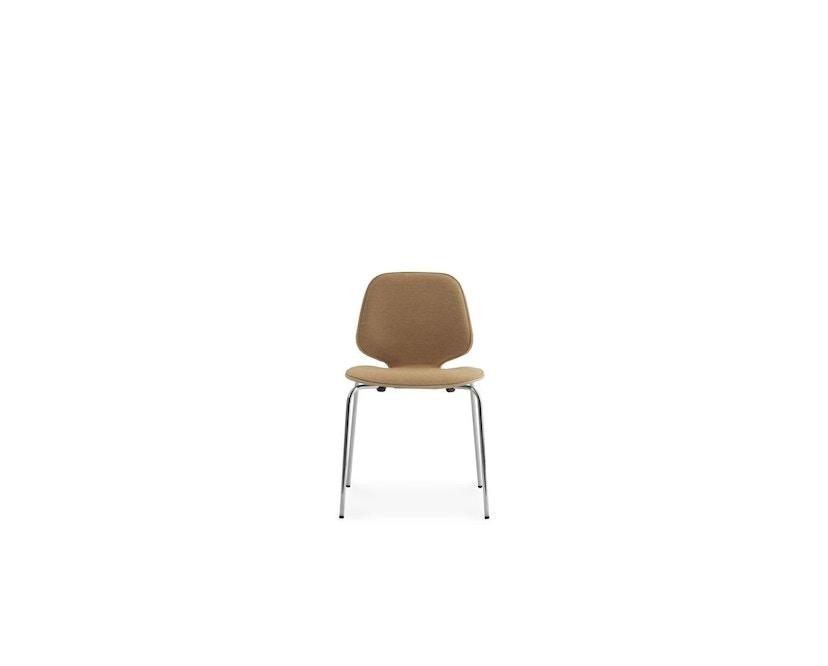 Normann Copenhagen - My Chair Frontpolster - Stahlgestell - Archway - 1