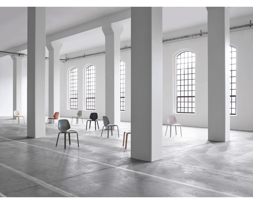 Normann Copenhagen - My Chair Frontpolster - 2