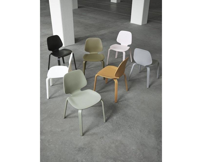 Normann Copenhagen - My Chair Loungestuhl Frontpolsterung - 5