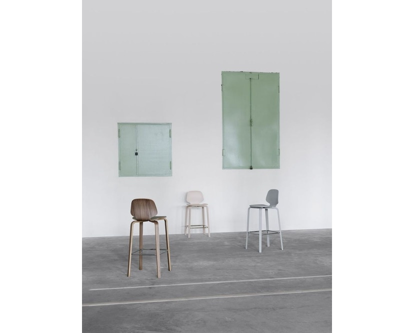 Normann Copenhagen - My Chair Loungestuhl Frontpolsterung - 11
