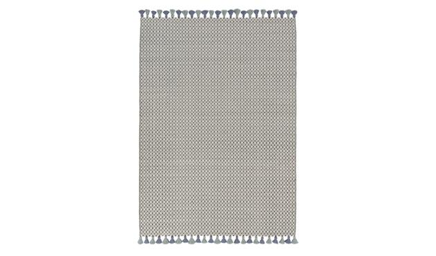 SCHÖNER WOHNEN-Kollektion - Insula Teppich - 140x200cm - grün - 1