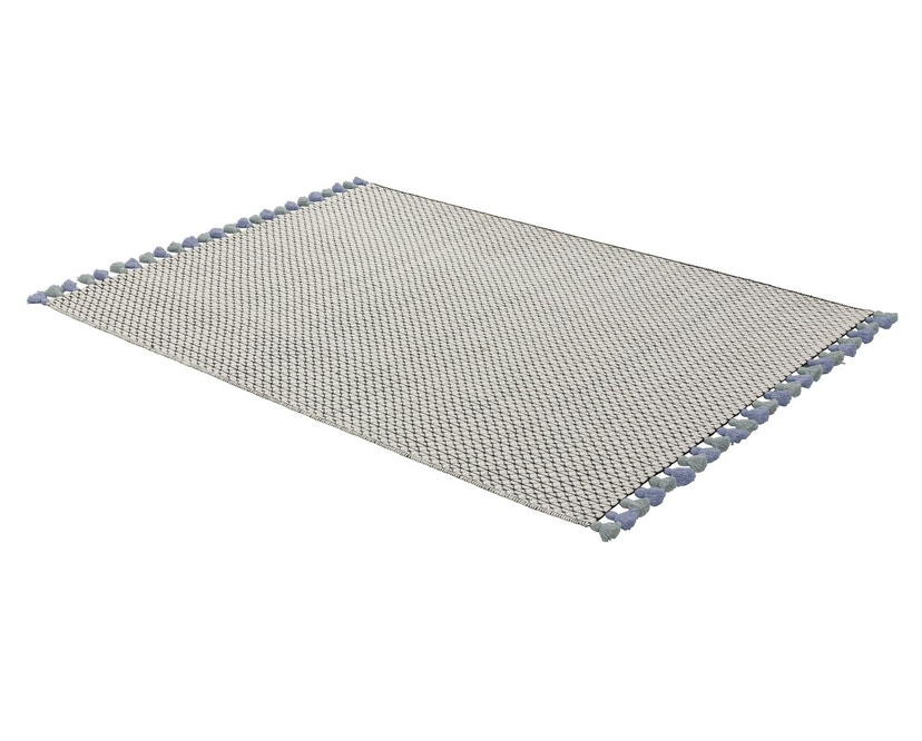 SCHÖNER WOHNEN-Kollektion - Insula Teppich - 140x200cm - grün - 10