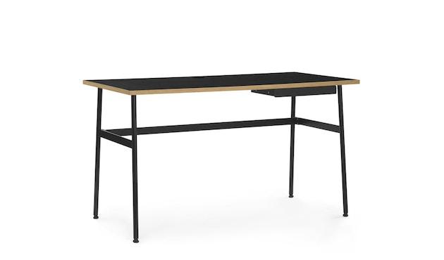 Normann Copenhagen - Journal bureau - zwart - 2