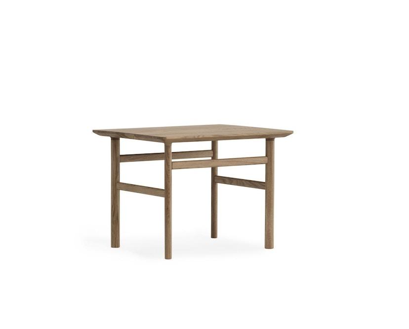 Normann Copenhagen - Grow Couchtisch - 50 x 60 cm - oak - 1