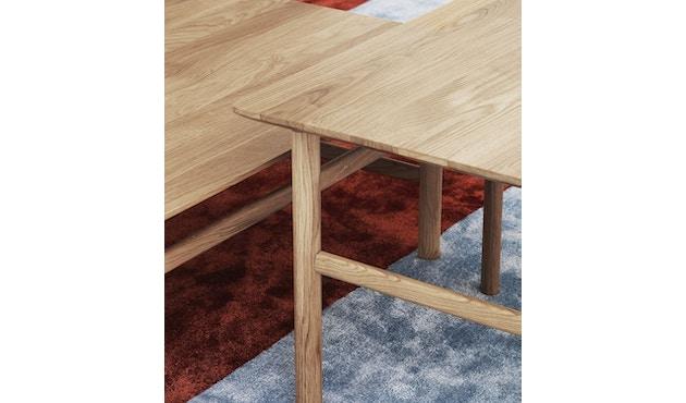 Normann Copenhagen - Grow Couchtisch - 50 x 60 cm - oak - 3