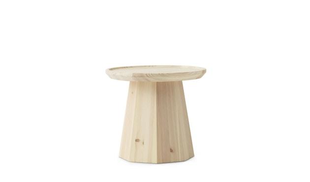 Normann Copenhagen - Pine Bijzettafel - Ø 45 cm - pijnboom - 1