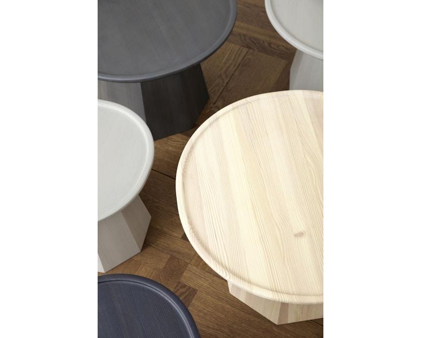 Normann Copenhagen - Pine Bijzettafel - Ø 45 cm - pijnboom - 2