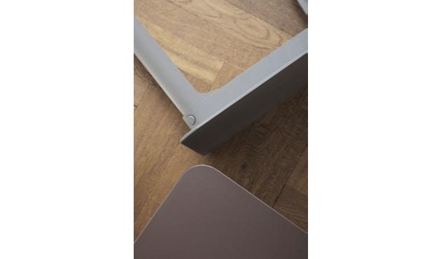 Normann Copenhagen - Steady Beistelltisch - klein - graphite - 4