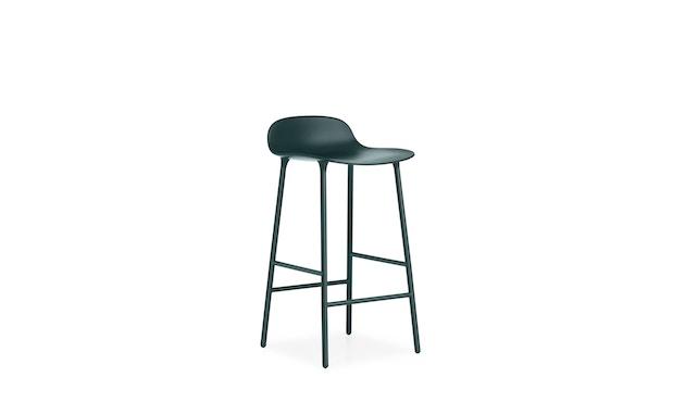 Normann Copenhagen - Form Barstuhl - 65 cm - grün - 5