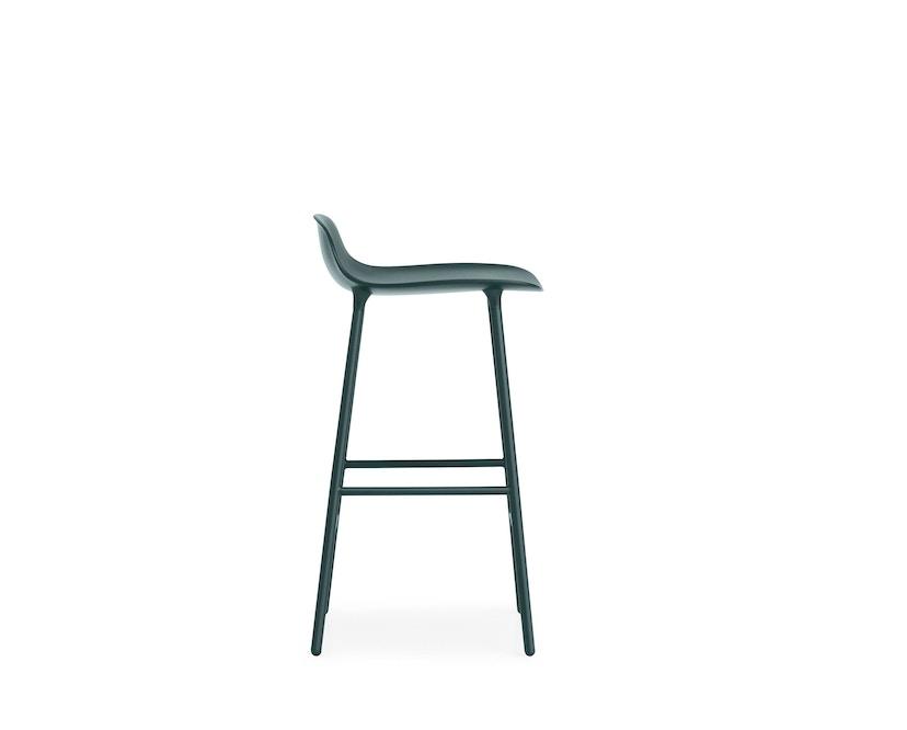 Normann Copenhagen - Form Barstuhl - 65 cm - grün - 7