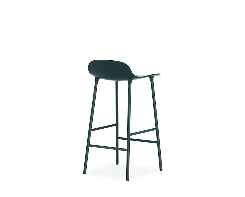 Normann Copenhagen - Form Barstuhl - 65 cm - grün - 8