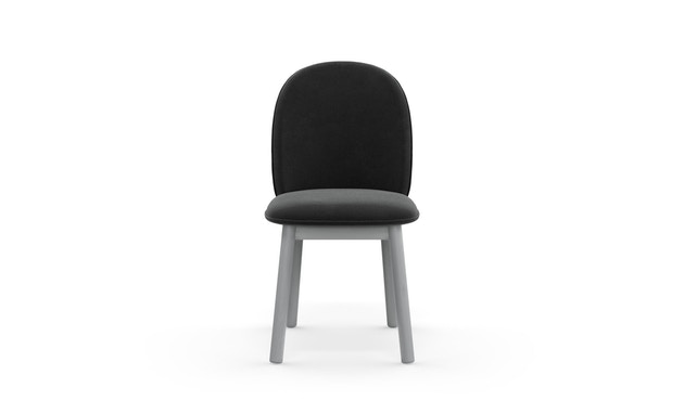 Normann Copenhagen - Ace Chair Velours - grey - 2