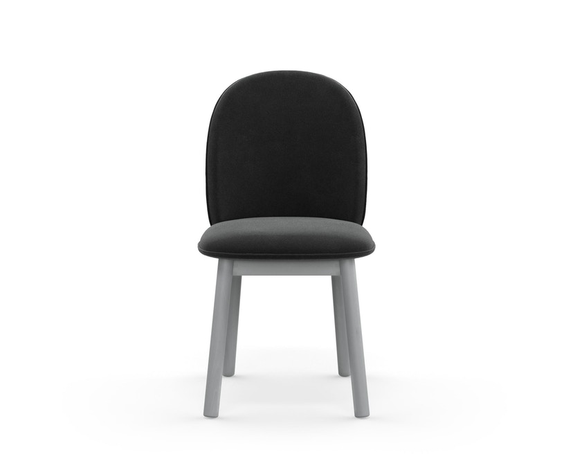 Normann Copenhagen - Ace Chair Velours - gris - 2