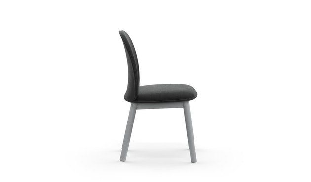 Normann Copenhagen - Ace Chair Velours - gris - 3