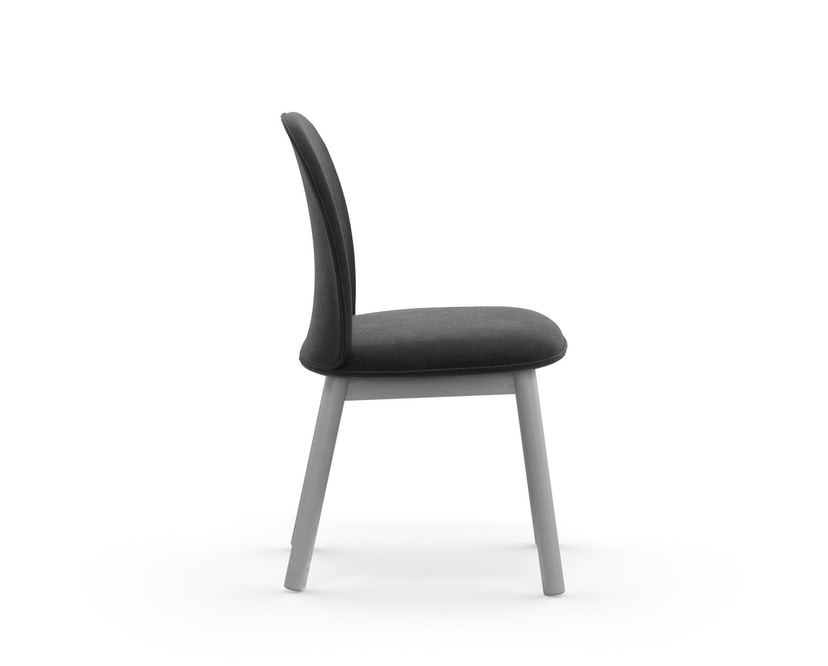 Normann Copenhagen - Ace Chair Velours - grey - 3