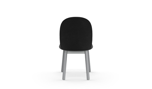 Normann Copenhagen - Ace Chair Velours - grey - 4