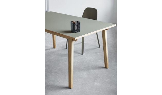 Normann Copenhagen - Slice Tisch Linoleum - 2