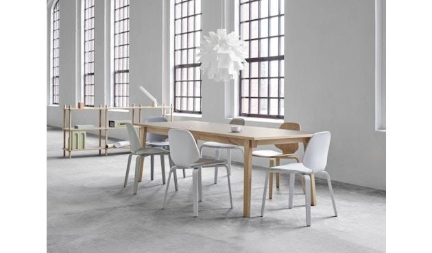 Normann Copenhagen - Slice Tisch Linoleum - 5