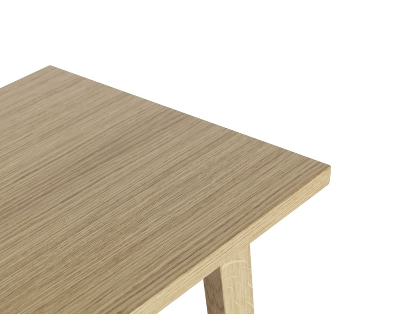 Normann Copenhagen - Slice Tisch Vol.2 - oak - 84 x 160 cm - 2