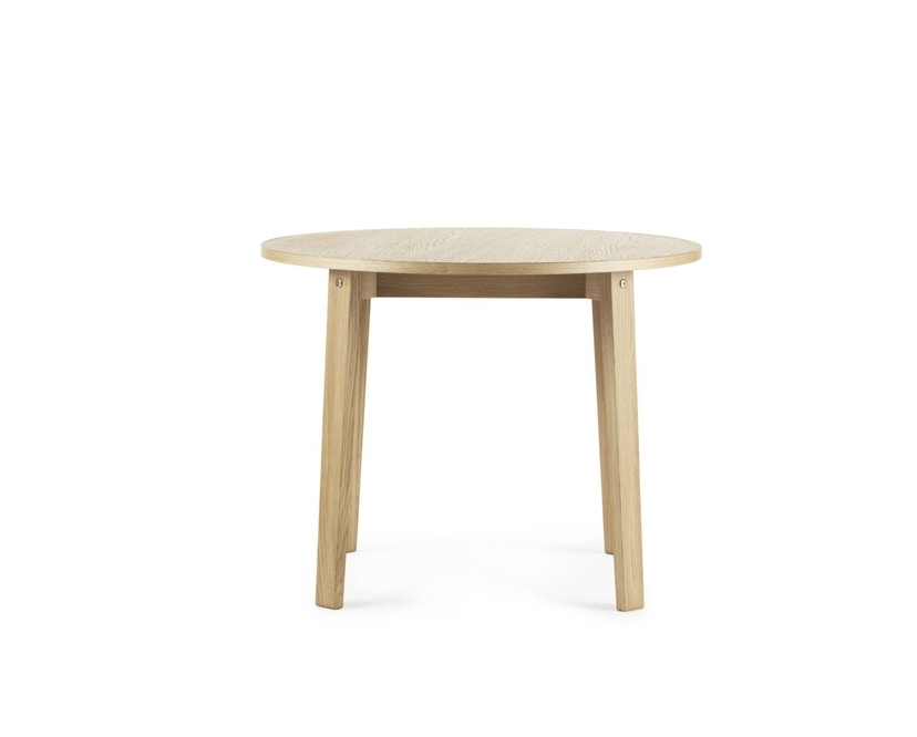 Normann Copenhagen - Slice Tisch Vol.2 - oak - Ø 95 cm - 1