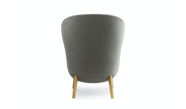 Hyg Lounge-Sessel hoch