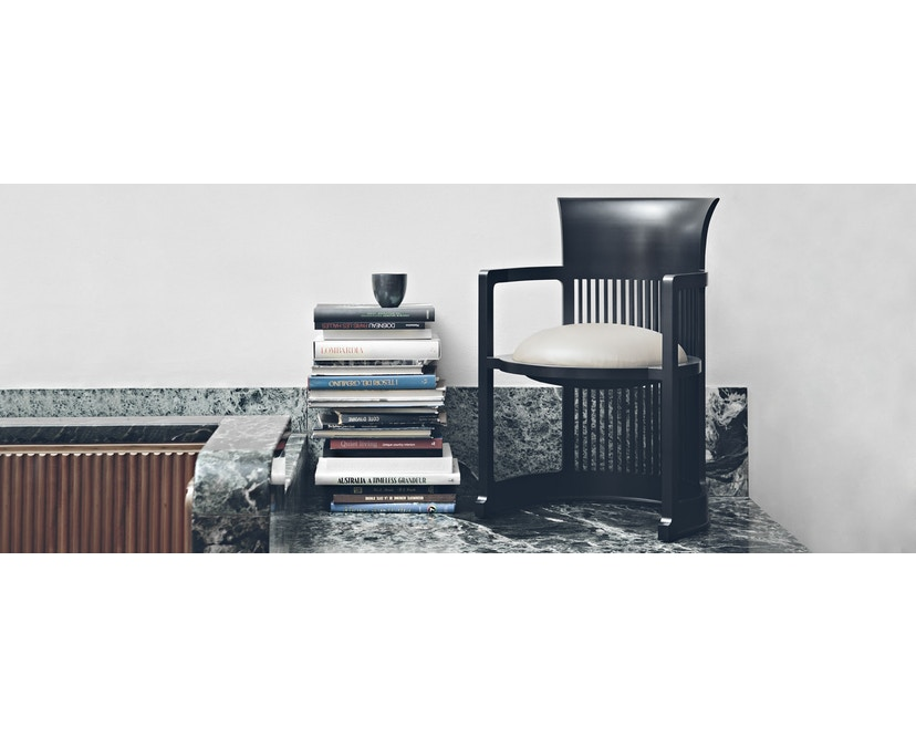 Cassina - 606 Barrel Stuhl - 2