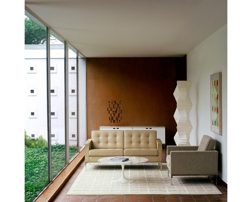 Knoll International - Saarinen Couchtisch - rund - 3