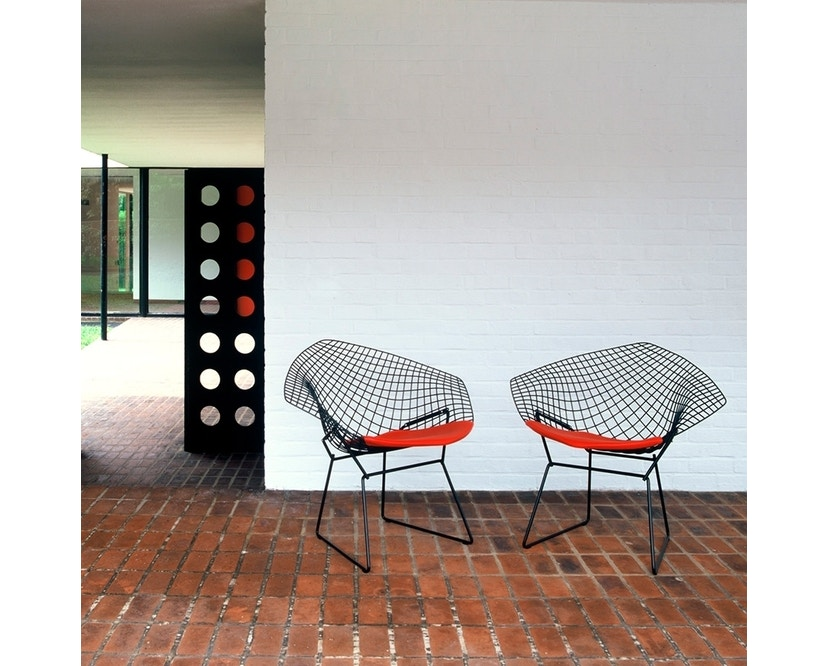 Knoll International - Bertoia Diamond Sessel - 2