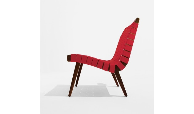 Knoll International - Risom Lounge Armlehnstuhl - 7
