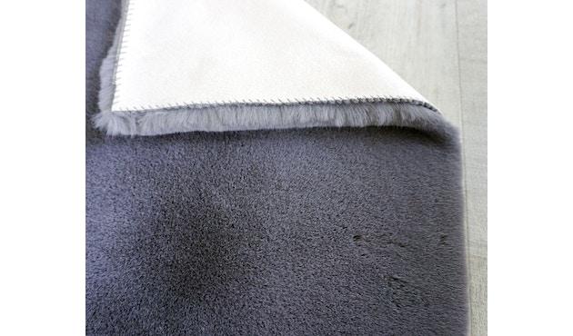 SCHÖNER WOHNEN-Kollektion - Tender Teppich - ø 120 cm - anthrazit - 3
