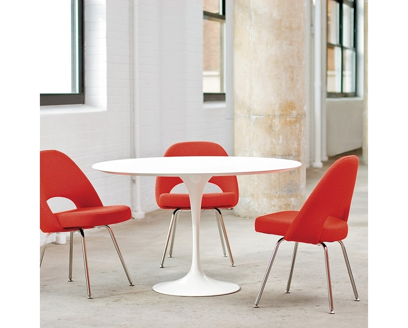 Knoll International - Saarinen Esstisch - rund - 1