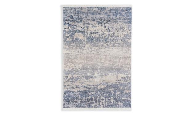 SCHÖNER WOHNEN-Kollektion - Mystik Teppich - 133 x 185 cm - Orient blau - 1