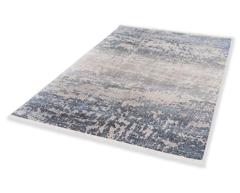 SCHÖNER WOHNEN-Kollektion - Mystik Teppich - 133 x 185 cm - Orient blau - 4
