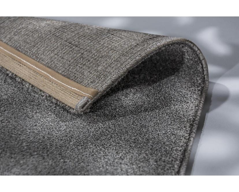 SCHÖNER WOHNEN-Kollektion - Pure Teppich - 67 x 130 cm - silber - 2