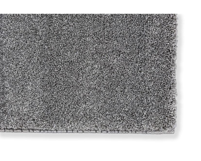 SCHÖNER WOHNEN-Kollektion - Pure Teppich - 67 x 130 cm - silber - 3