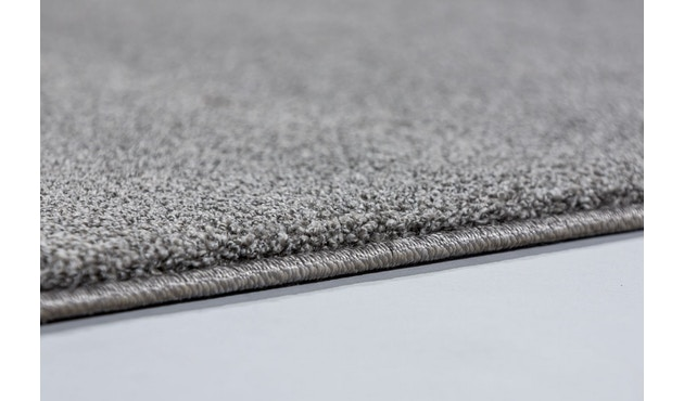 SCHÖNER WOHNEN-Kollektion - Pure Teppich - 67 x 130 cm - silber - 4