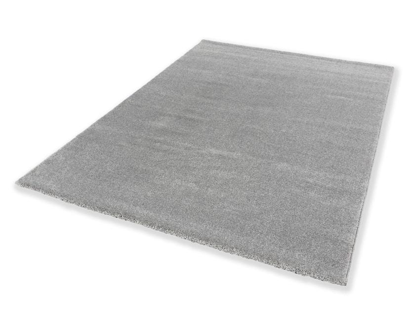 SCHÖNER WOHNEN-Kollektion - Pure Teppich - 67 x 130 cm - silber - 5