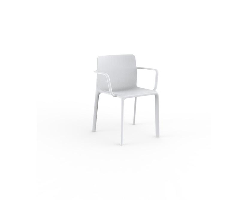 Vondom - KES Armlehnstuhl - weiß - 0