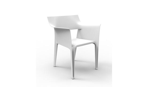 Vondom - Pedrera Stuhl - weiß - 0