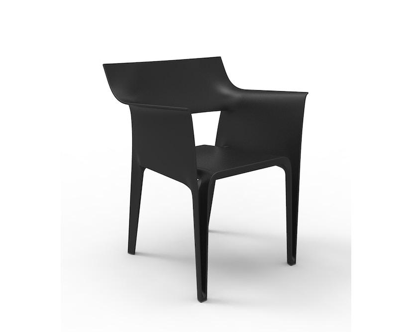 Vondom - Pedrera Stuhl - schwarz - 0