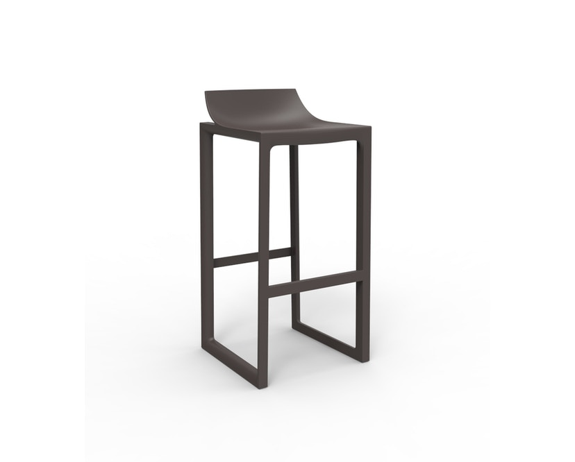 Vondom - Wall Street Barhocker - bronze - 0