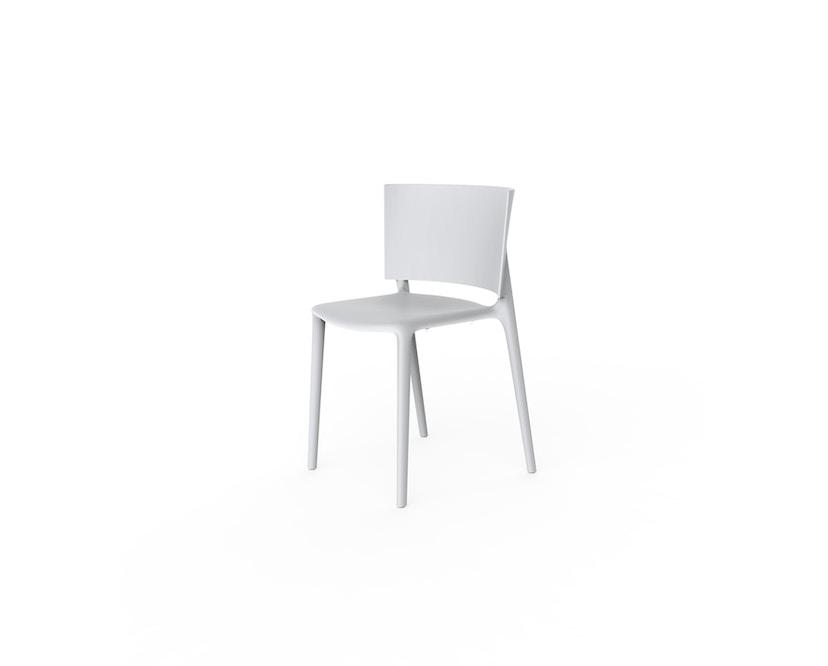 Vondom - Africa Stuhl - weiß - 1